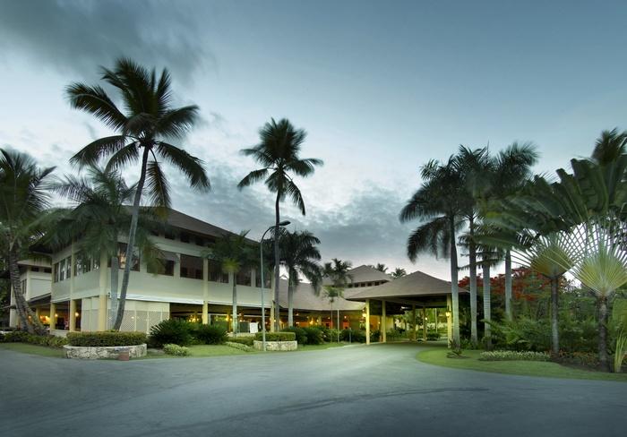 Grand Palladium Palace Resort,