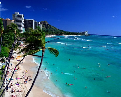 Остров Оаху, Гаваи