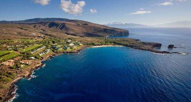 Остров Ланаи, Гаваи