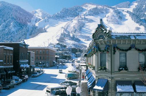 Аспен/Сноумасс (Aspen/Snowmass), штат Колорадо