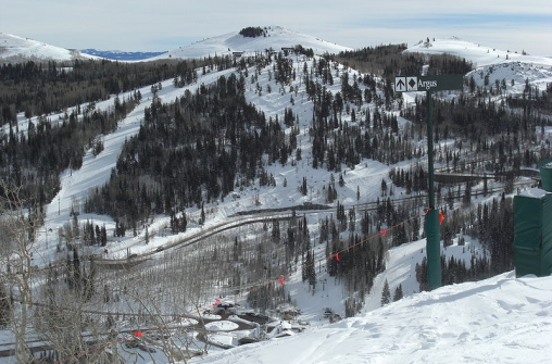 Дир-Вэлли (Deer Valley), штат Юта