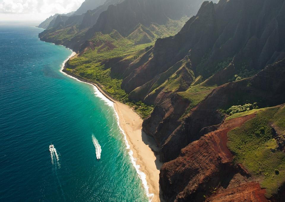 Остров Кауаи, Гаваи